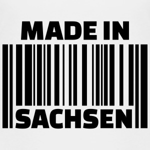 Made in Sachsen T-Shirts - Kinder Premium T-Shirt