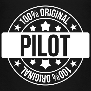 Pilot  T-shirts - Teenager premium T-shirt
