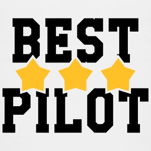 Best Pilot  Shirts - Teenage Premium T-Shirt