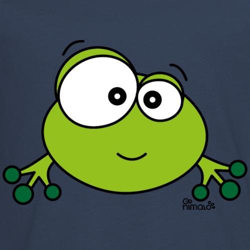 Grenouille, Frog, nimalotshirts