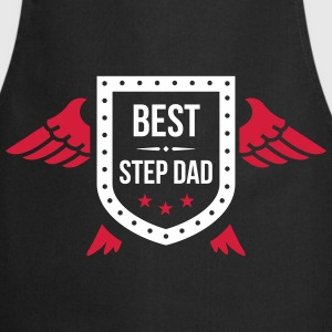 Best Step Dad Tabliers - Tablier de cuisine