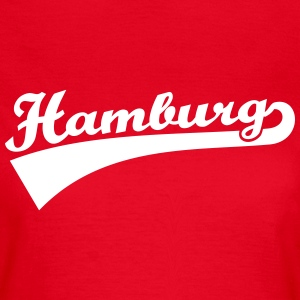 Hamburg T-Shirts - Frauen T-Shirt