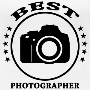 Best Photographer T-Shirts - Women's Premium T-Shirt