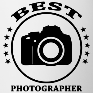 Best Photographer Mugs & Drinkware - Mug