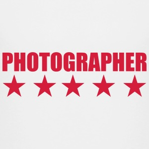 Photographer Shirts - Teenage Premium T-Shirt
