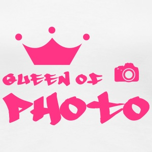 Queen of Photo T-shirts - Vrouwen Premium T-shirt