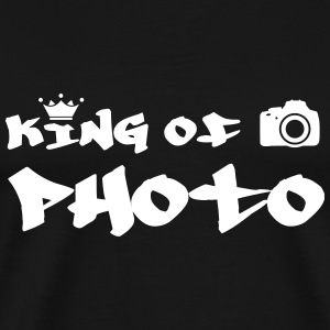 King of Photo Koszulki - Koszulka męska Premium
