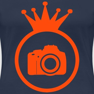 Photo / Fotografie T-shirts - Premium-T-shirt dam