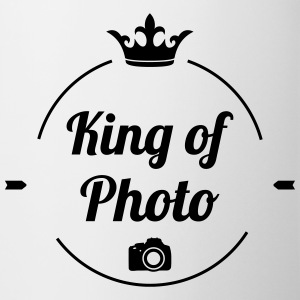 King of Photo Mugs & Drinkware - Mug