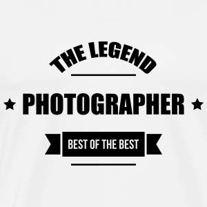 Photographer T-Shirts - Men's Premium T-Shirt