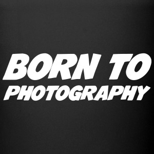 Born to Photography Mugs & Drinkware - Full Colour Mug