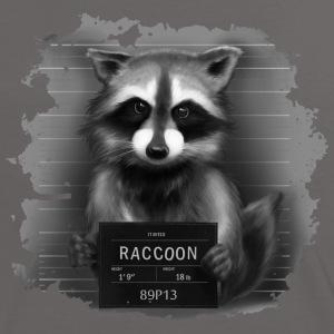 waschb r raccoon t shirts frauen kontrast t shirt. Black Bedroom Furniture Sets. Home Design Ideas