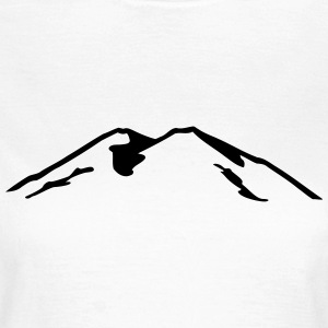Elbrus T-Shirts - Frauen T-Shirt