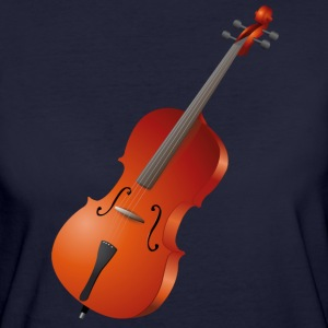 Cello - Frauen Bio-T-Shirt
