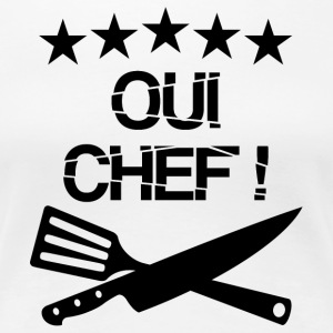 Tee shirts chef spreadshirt - C est moi qui cuisine oui chef tome 1 ...