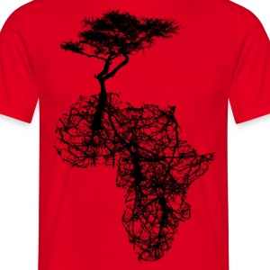 AfricaTree - Men's T-Shirt