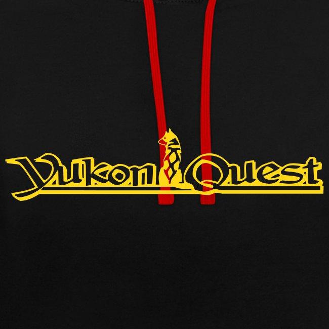 Yukon Quest 2015 Kapuzenpullover