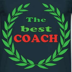 The best coach 111 T-Shirts - Männer T-Shirt