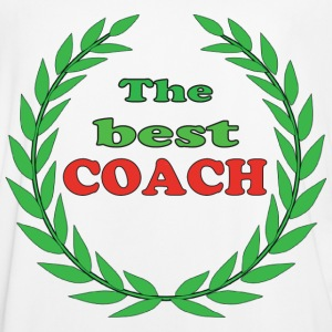 The best coach 111 T-Shirts - Men's Football Jersey