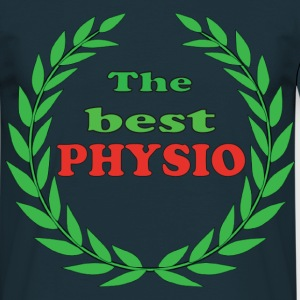 The best physio 111 T-shirts - Herre-T-shirt
