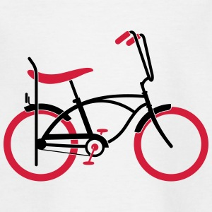 Oude fiets Shirts - Teenager T-shirt