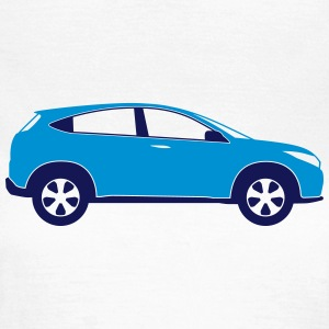 Sports Utility Vehicle SUV T-shirts - Vrouwen T-shirt