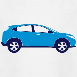 Sports Utility Vehicle SUV T-shirts - T-shirt tonåring