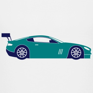Sports car Shirts - Teenage Premium T-Shirt