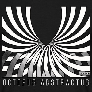OCTOPUS ABSTRACTUS MIGHTEE 2015 Tee shirts - T-shirt Homme