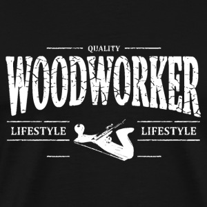 Woodworker T-Shirts - Men's Premium T-Shirt