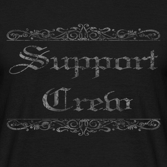 Support Crew, Vintage Style by xxx.Dragefyr.de