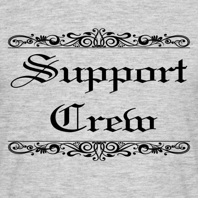 Support Crew, Black by xxx.Dragefyr.de
