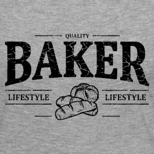 Baker Long Sleeve Shirts - Women's Premium Longsleeve Shirt