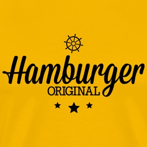 Hamburg original T-Shirts - Men's Premium T-Shirt