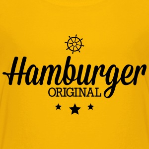 Originele Hamburg Shirts - Teenager Premium T-shirt