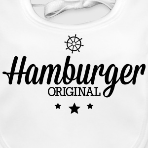 Hamburg original Accessories - Baby Organic Bib