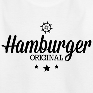 Hamburg original Shirts - Kids' T-Shirt