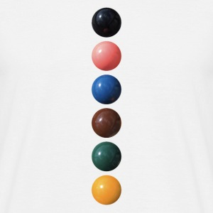 the colours - Snookershirt