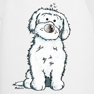 Funny Maltese Dog  Aprons - Cooking Apron