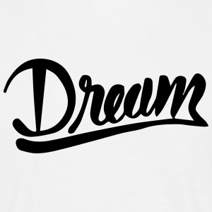 Dream Logo T-Shirt - Männer T-Shirt