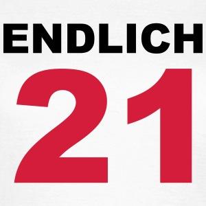 Endlich 21