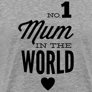 The best mother in the world T-Shirts - Men's Premium T-Shirt