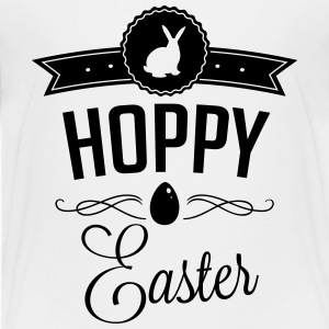 Hoppy easter Shirts - Teenage Premium T-Shirt
