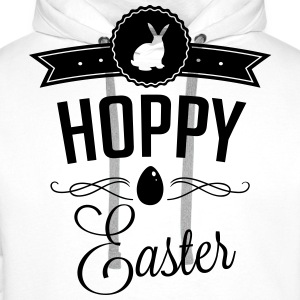 Hoppy easter Hoodies & Sweatshirts - Men's Premium Hoodie