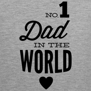 no1 dad of the world Débardeurs - Débardeur Premium Homme