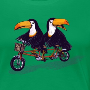 Toucan play that game - Women's Premium T-Shirt