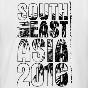Southeast Asia 2016 Tee shirts - T-shirt baseball manches courtes Homme