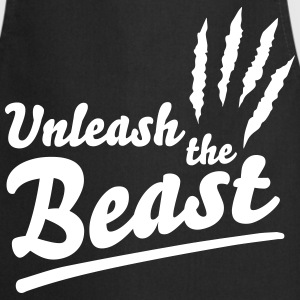 Unleash the beast  Aprons - Cooking Apron