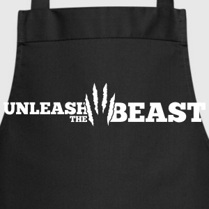 Unleash the Beast Bodybuilding Kratzspuren Forklæder - Forklæde
