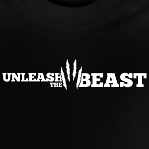 Unleash the Beast Bodybuilding Kratzspuren Shirts - Baby T-shirt